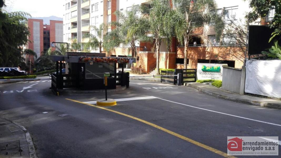 Apartamento en Arriendo en Envigado - El Chocho